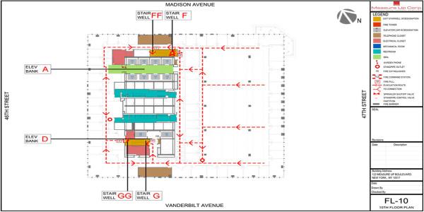 how to read floor plan measurements