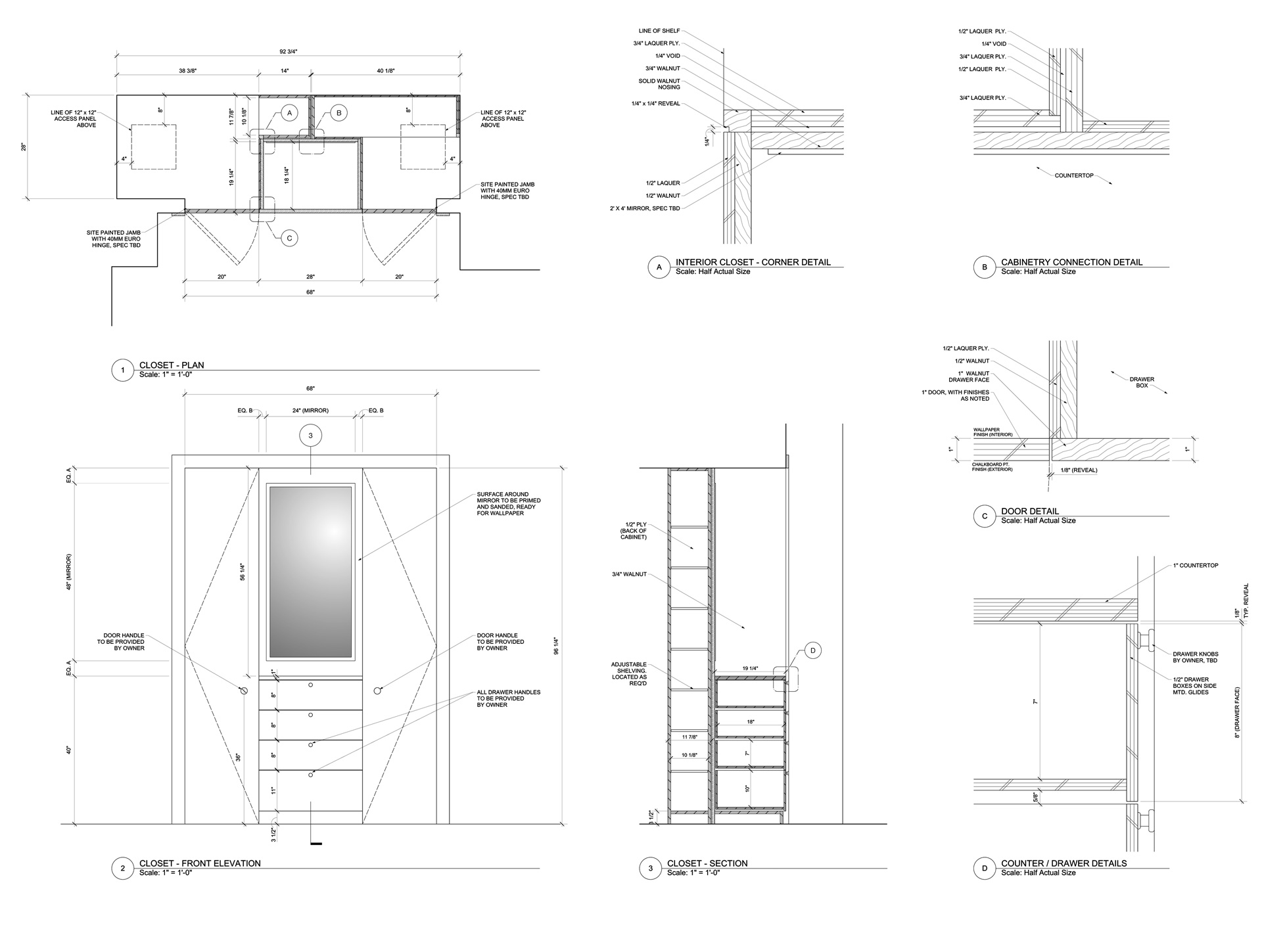 Shop Drawings Nyc Measure Up Provides Precision In Hvac Drawing Company Custom Door Built Closet