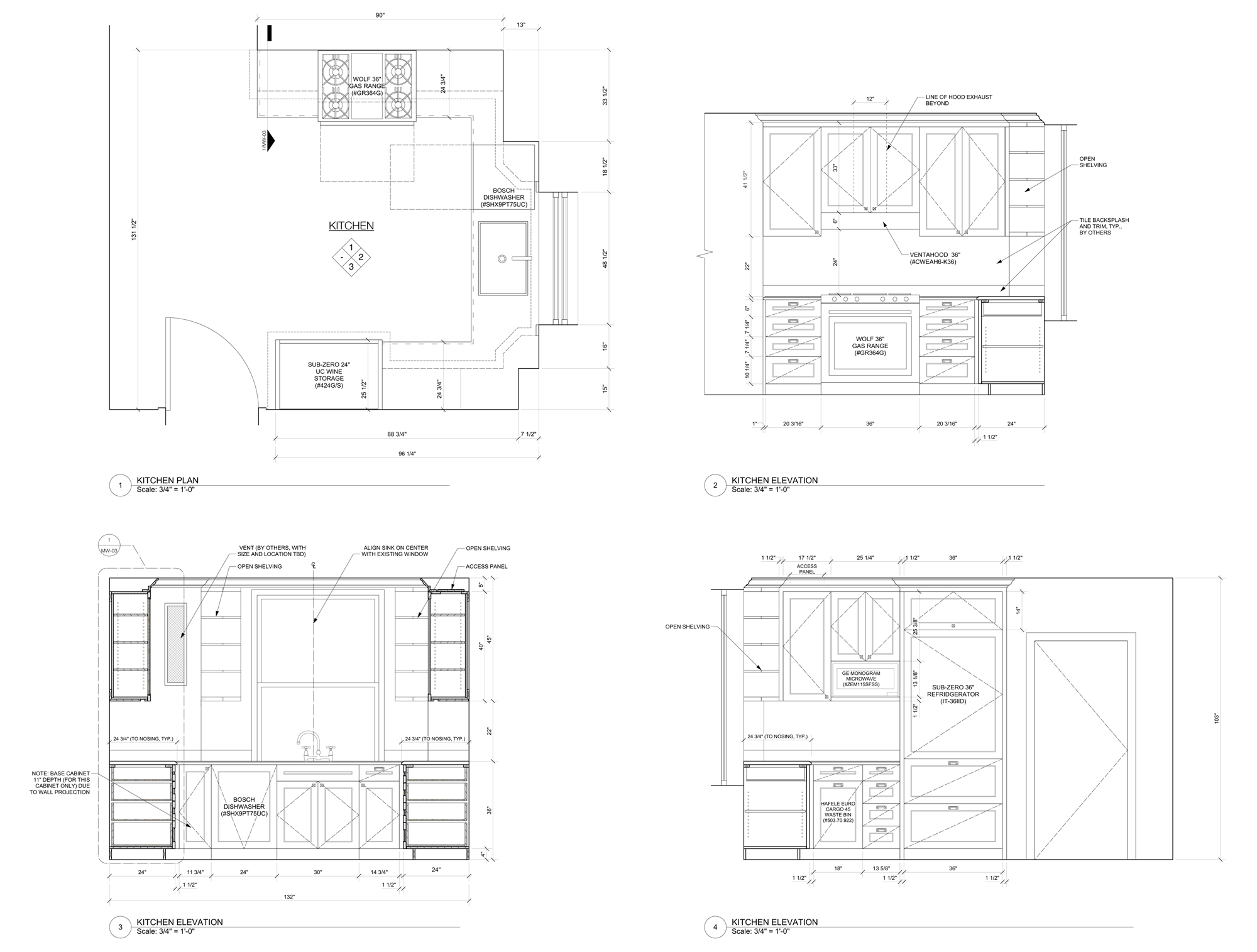 Shop Drawings Nyc Measure Up Provides Precision In Hvac Drawing Guide Kitchen Pantry